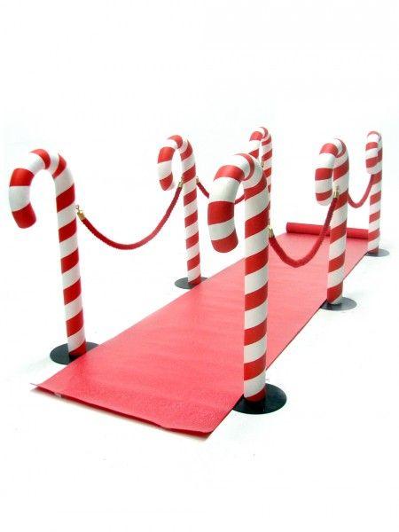 Candy Cane Walkway                                                       …