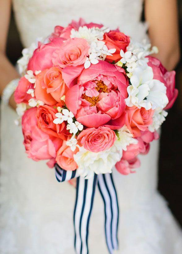 Wedding Bouquets, Bridal Bouquets, Peony Bouquet, Wedding Flowers    Colin Cowie Weddings