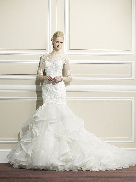 1000  images about LACE WEDDING DRESSES AND LACE BRIDAL GOWNS. on ...