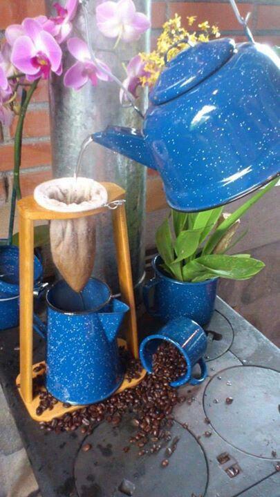 'Cafe Colao' traditional de Puerto Rico!!!