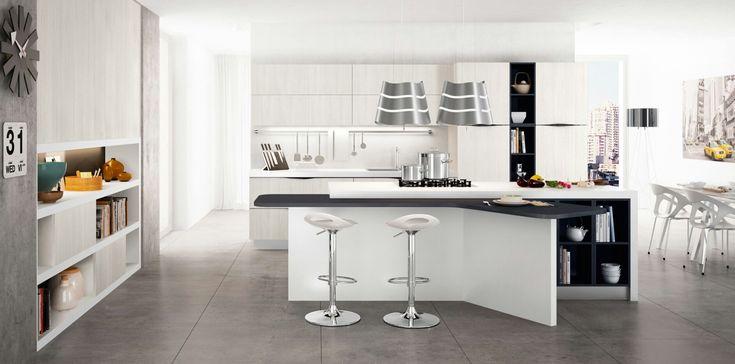 11 best Küche images on Pinterest Contemporary unit kitchens