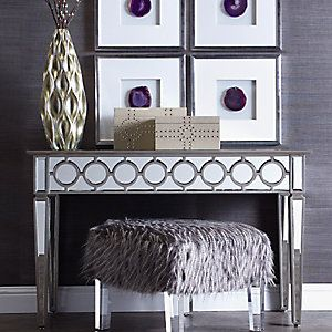 Entryway Inspiration ~ Z Gallerie