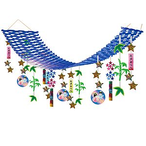 Tanabata decal. Image only.