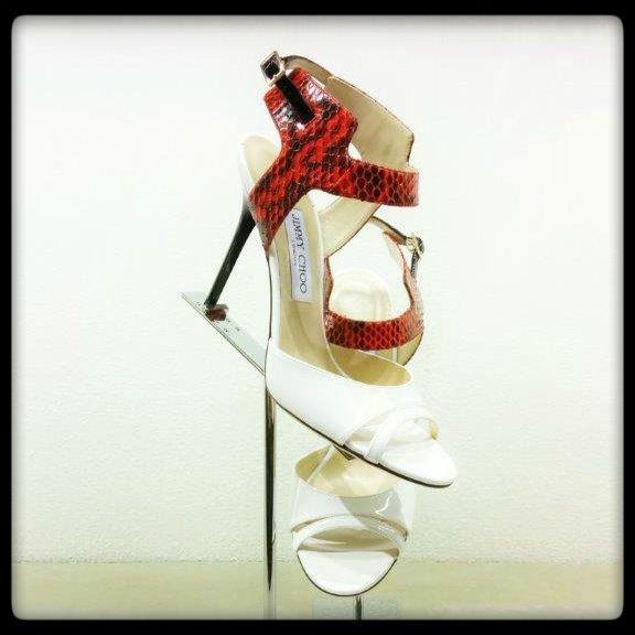 Jimmy Choo #sandal #jimmichoo #shoelove #SpringSummer #FolliFollie #collection