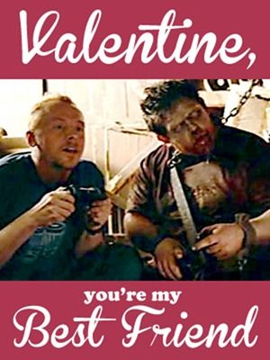 d1aaf6e554f36444975887f9df3c80f0 geek style the husband 52 best valentines day images on pinterest funny valentine Shaun of the Dead Meme at soozxer.org