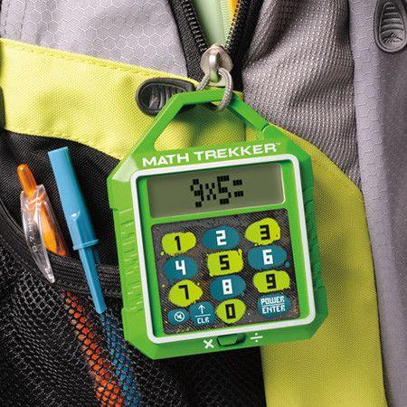 Educational Insights Joc matematic portabil - Inmultiri si impartiri