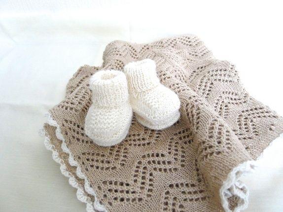 Velkommen til Verden !  Alpakka teppe med booties   http://epla.no/shops/LilliogLucas-barn/