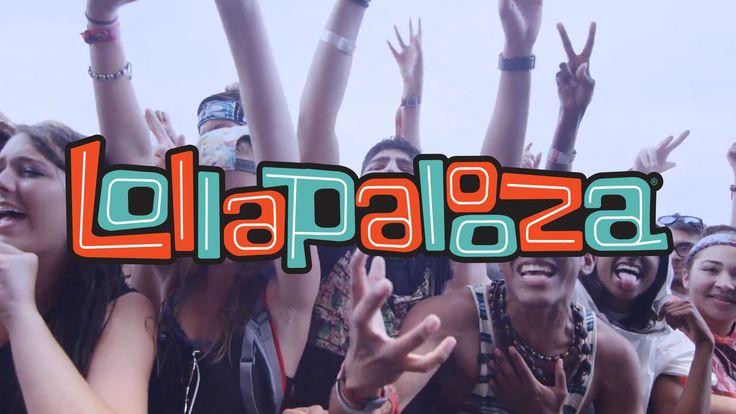 Happy Birthday, Lollapalooza! [Livestream + Schedule]
