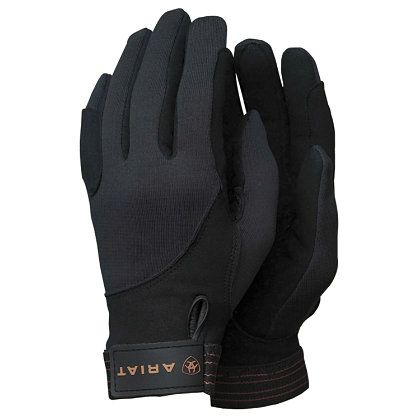Ariat Insulated Tek Grip Gloves, Equestrian, horseback riding apparel, Gloves