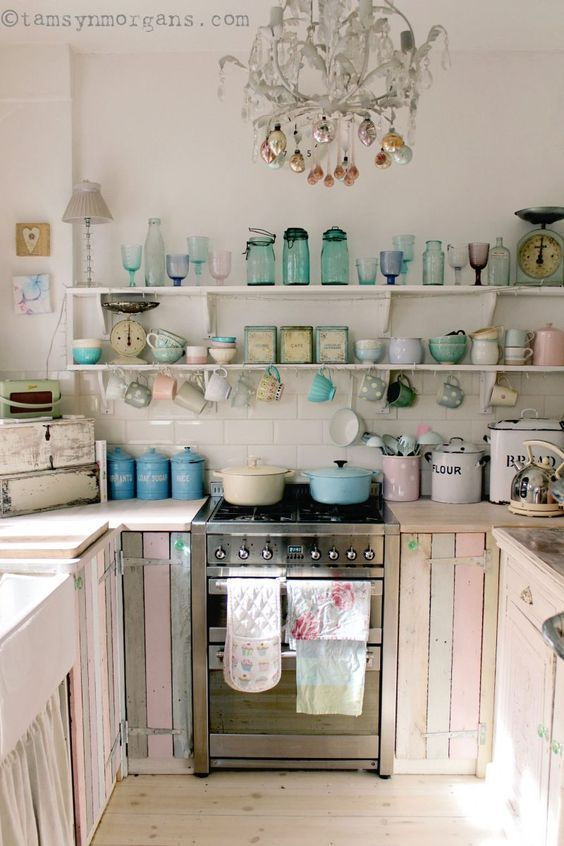 The Eclectic Kitchen - inspirational and unique kitchen designs