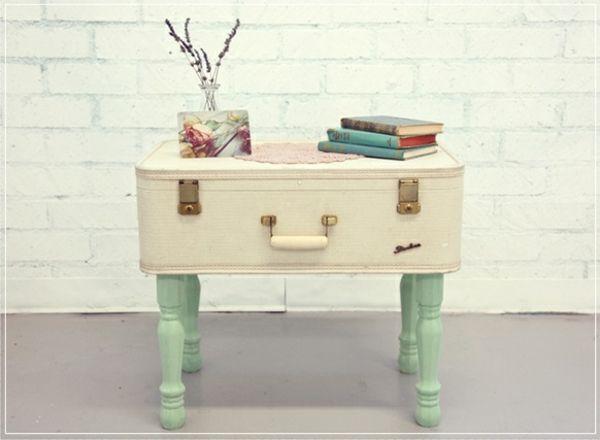 Wohnzimmertisch aus holz selber bauen tolle diy ideen for Wohnzimmertisch vintage