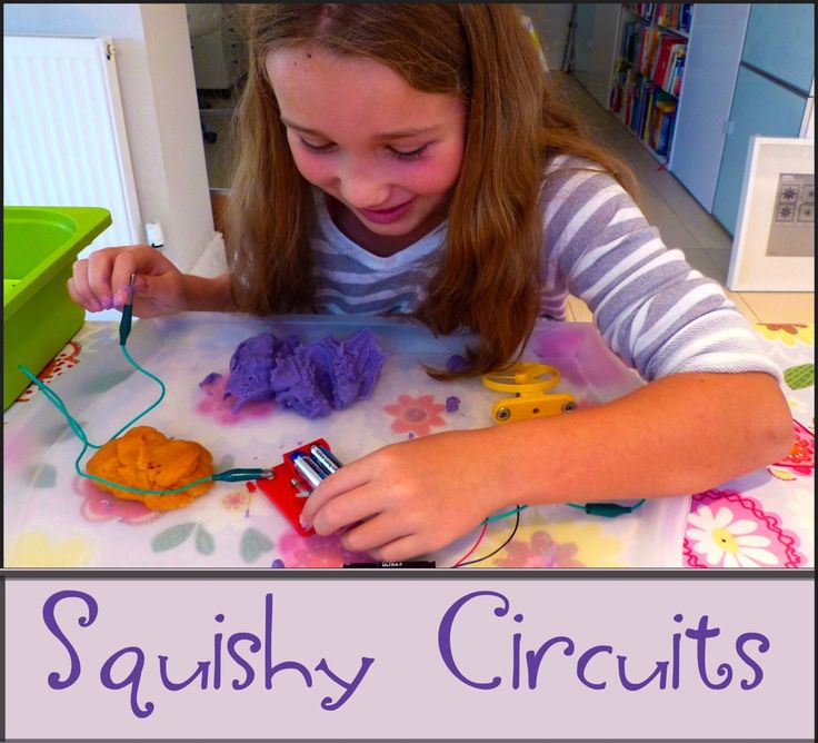 C-squishy-circuits. Suggested by Andrea Beaty, author of Rosie Revere Engineer and ONE GIRL [Abrams 2017]. www.andreabeaty.com