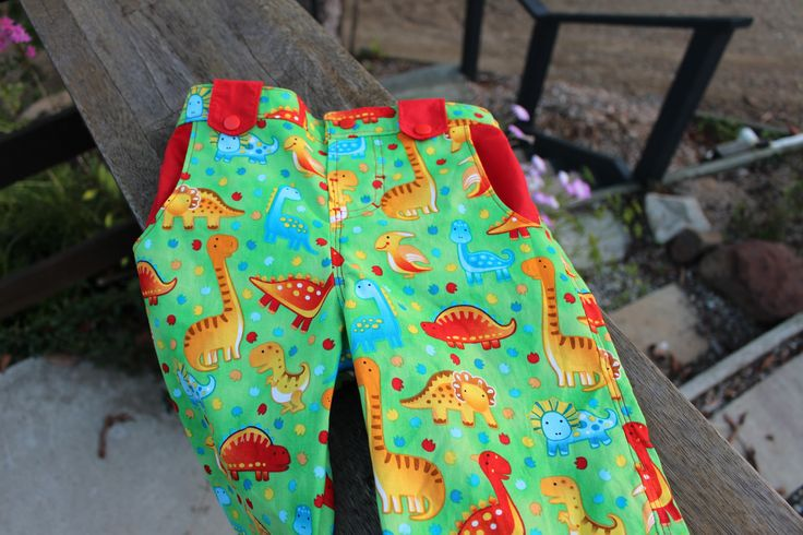 Size 5 Dinosaur Pants