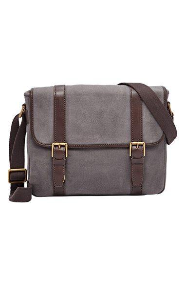 Fossil 'Estate' Messenger Bag available at #Nordstrom