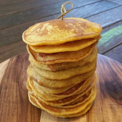 Thermotwinning: Pumpkin Pancakes
