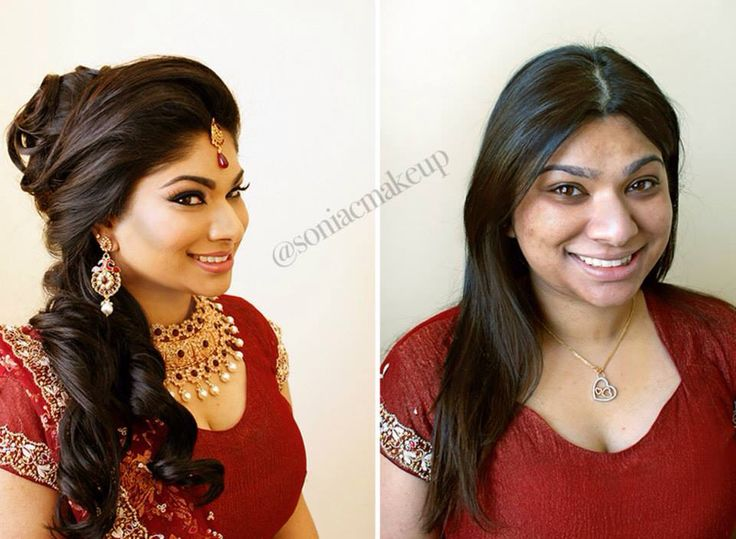 Makeup and hair by indian bride for Indian jewelry in schaumburg il