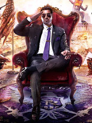 Saints Row IV - best one in the series. Can now use superpowers. Plenty of collectables an side missions to keep you busy