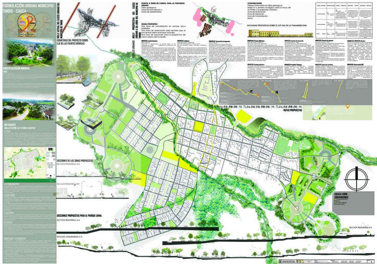 Propuesta Urbana Timbio Taller 6