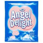 Not just for kids - Angel Delight is a crowd (and wallet) pleasing English dessert.