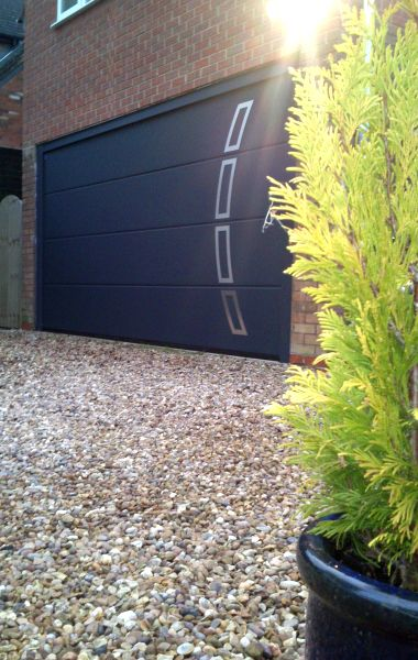 Garage Doors Gallery - Pictures Of Garage Door Types, Roller Shutter, Up & Over Designs & More UK