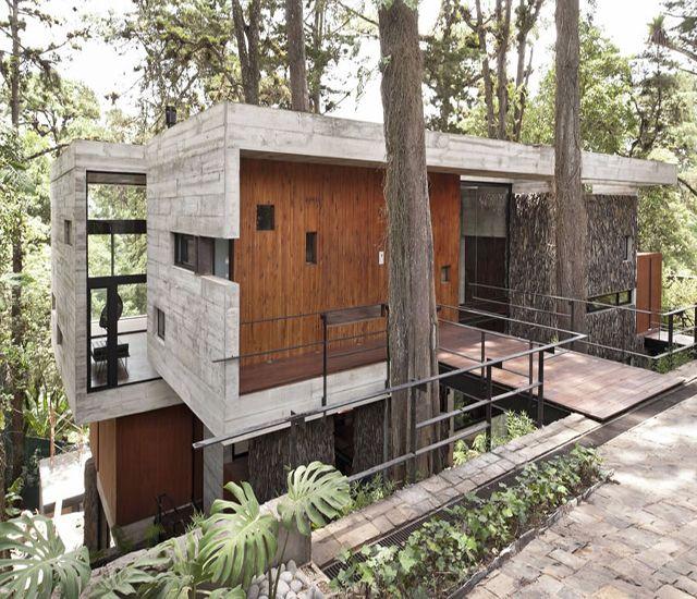 Corallo House In Guatemala By PAZ Arquitectura