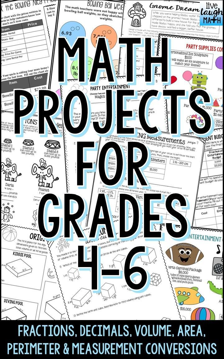 end of year math projects The final weeks of the school year have arrived and finding ways to keep your kids actively engaged in the math classroom is more challenging than ever having students work on math-related projects is a great way to keep their attention and break up the monotony of the normal classroom routine.