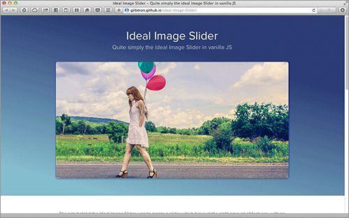 HTML5のシンプルなコード、CSS3を使ったかっこいいアニメーション、レスポンシブ対応でタッチデバイス対応、SEOにもフレンドリーで、W3C ARIAにも準拠した画像スライダーのスクリプトを紹介しま