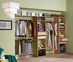 les rangements et am nagements de placards design d 39 int rieur pinterest amenagement de. Black Bedroom Furniture Sets. Home Design Ideas