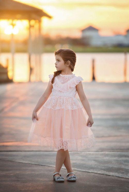 Amidala Dress Blush Pink In 2019 Wedding Boys Fashion Dress
