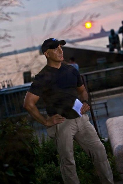 Jim Cantore...and his sassy pants