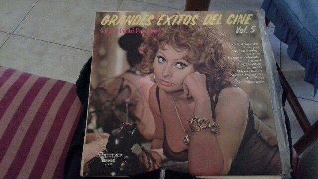 Grande Exitos Del Cine orchestra papadopulos