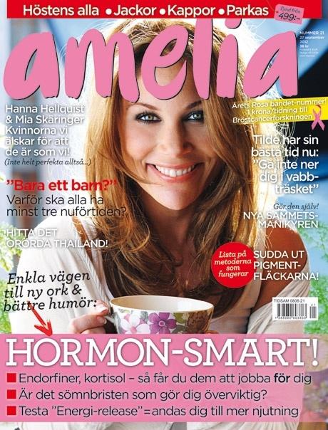 amelia nummer 21 2012
