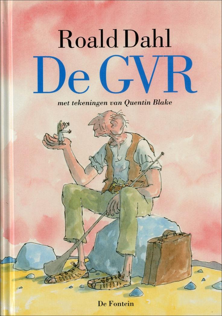 Roald Dahl | De GVR | 10+ De Grote Vriendelijke REUS!
