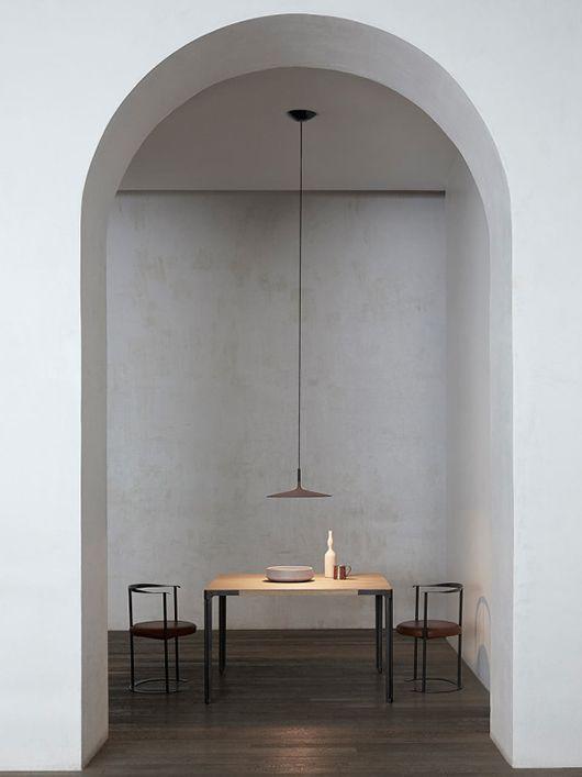 Arch dining
