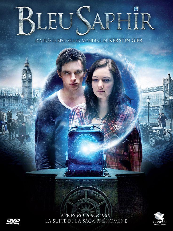 Bleu Saphir en DVD.