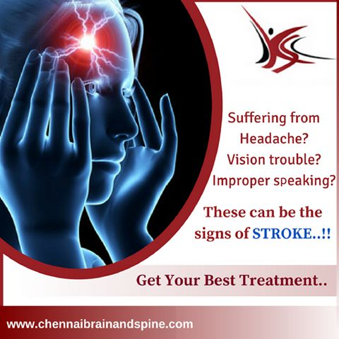 Brain Stroke Treatment in India  : Stroke is one of the leading causes of death that occurs due to interrupted or severely reduced blood supply to a part of the brain. To know more about the Stroke Treatments visit us @ http://www.chennaibrainandspine.com/stroke.php