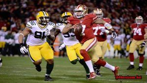 GB Packers vs 49ERS Rivalry