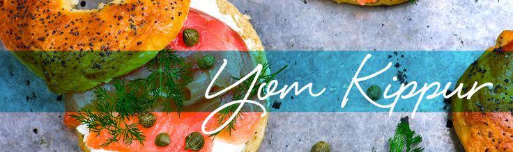 Yom Kippur Recipes - Joy of Kosher