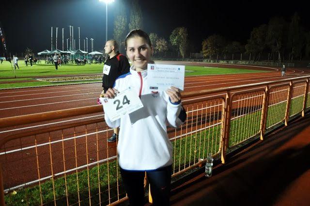 Sport: First official race (and new life record) | Sztuka Studiowania - Art of Studying