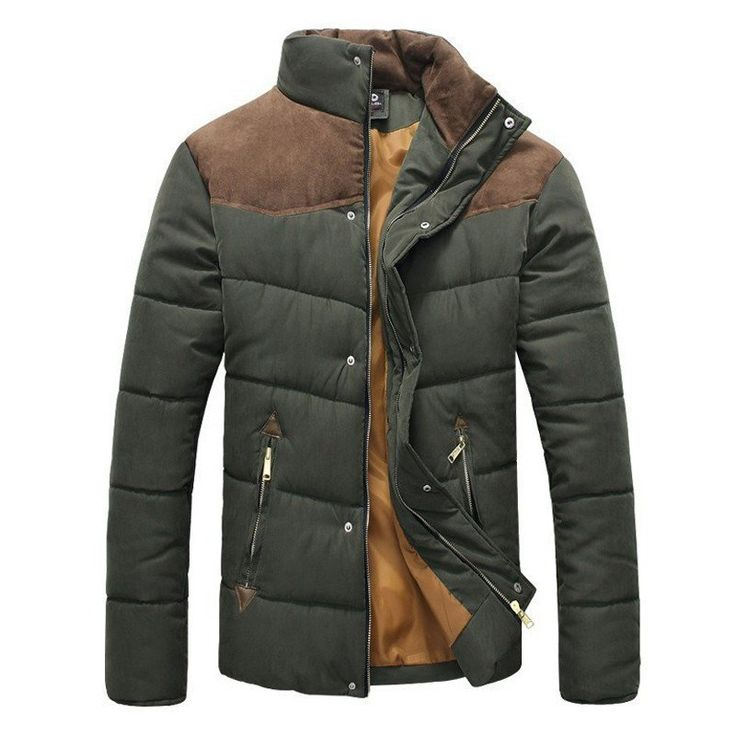 You want to stay warm but also stay stylish, and this jacket is just the pick for you. Made of two coordinating colors, this jacket offers you something special and it will add to any outfit. You will