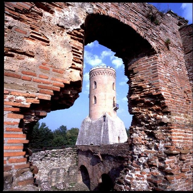 The most beautiful pictures of Romania: Chindia Tower, Targoviste