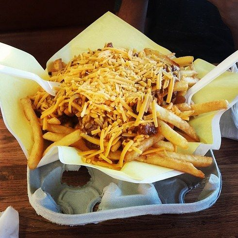 Pastrami Fries from The Hat | 28 Drool-Worthy Junk Food Treats To Eat In LA