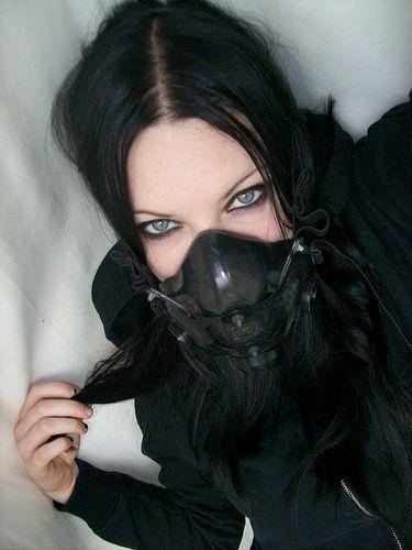 Futuristic Look / Futuristic Look, Cyberpunk, Cyber Girl ...