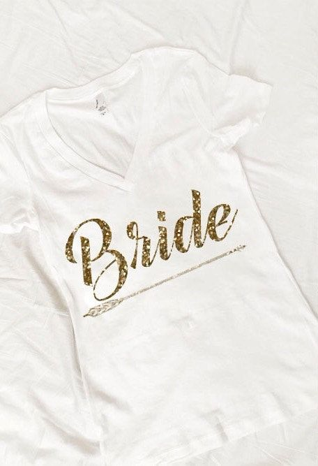 $23 Lovely Bride V neck shirt. //////////////////////////// Want to ORDER more than one tank? /////////////////////////////// ////////////Please let us
