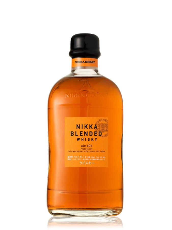 """NIKKA Blended Whisky / Japan / Very soft and light, ideal for """"apéritif"""""""