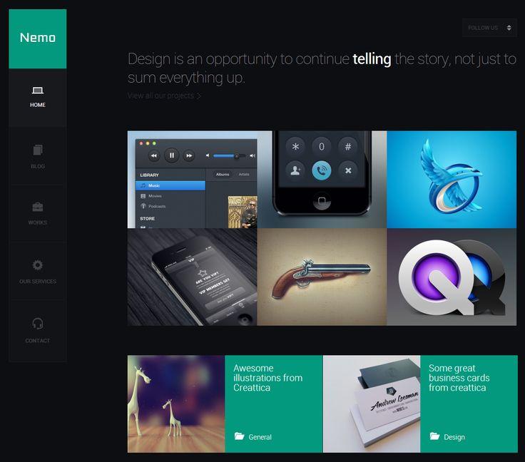 Best Metro Style WordPress Themes | ShareSoft