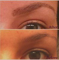 Eyebrow Extension Training and Products ~ Natural Brow: Beautiful work!