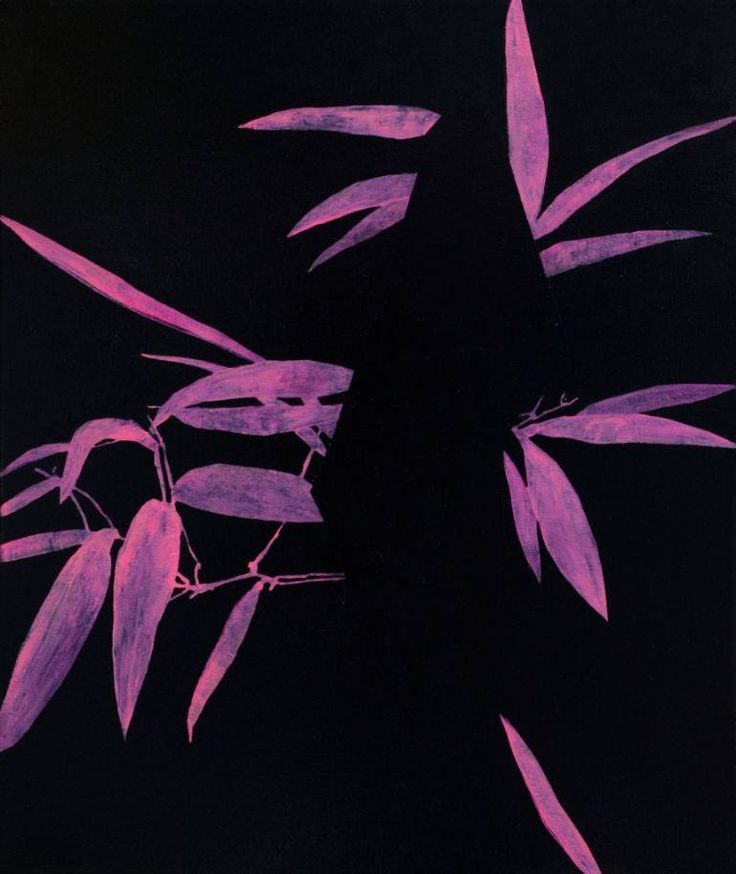 "Saatchi Art Artist Ewa Zwarycz; Painting, ""Wild vegetation"" #art"