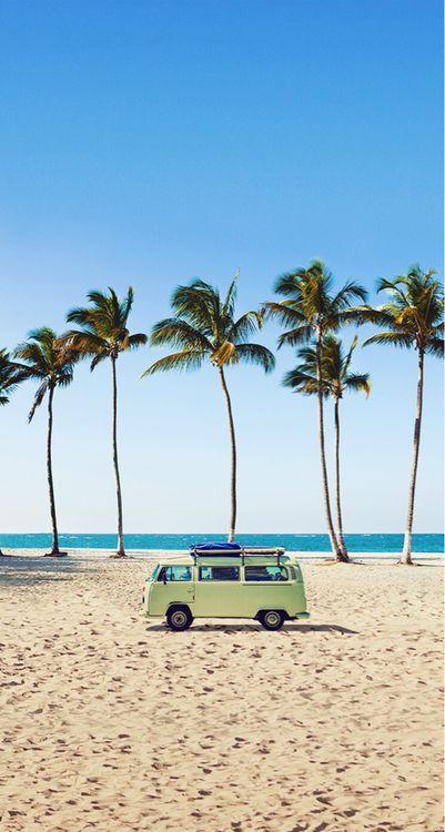 Auf geht's zum Strand!