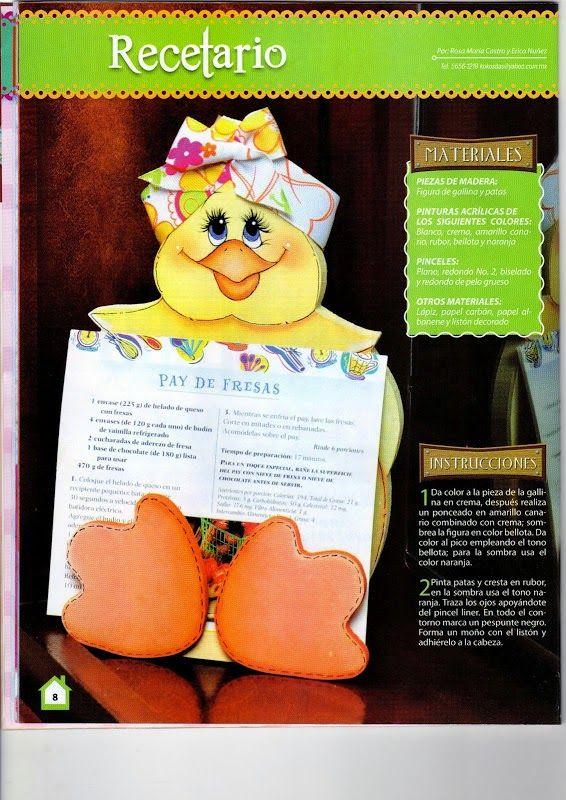 Журналы по рукоделию бесплатно: Рукоделие для кухни кантри